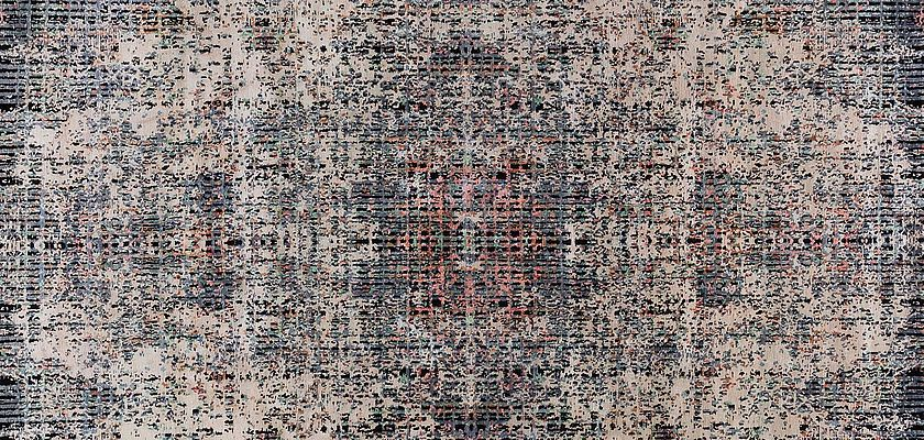 Rug Of The Mnth July 2019: The Nilanda NI31 Is An Imaginative Work Of Art