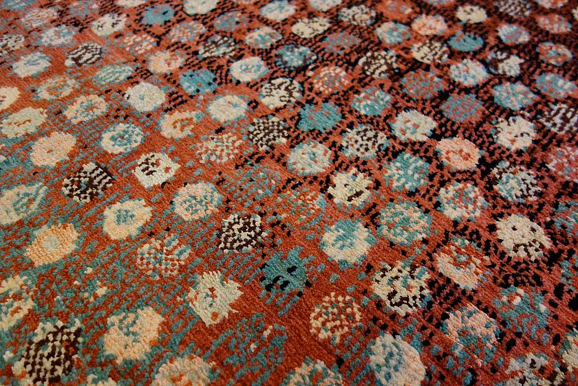 Circlism C03: Mischioff's Rug of the Month May 2018