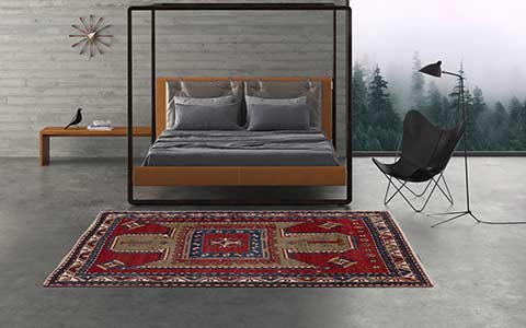 Antique Caucasian Rugs