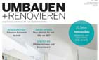 Umbauen + Renovieren September 2018